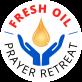 fresh oil prayer retreat logo